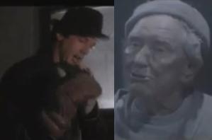Rockey and Mickey in Rocky V